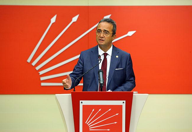 CHP'li Tezcan: Zam değil sadaka