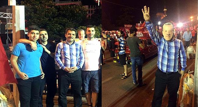 AKP'li eski Başkan FETÖ'den tutuklandı