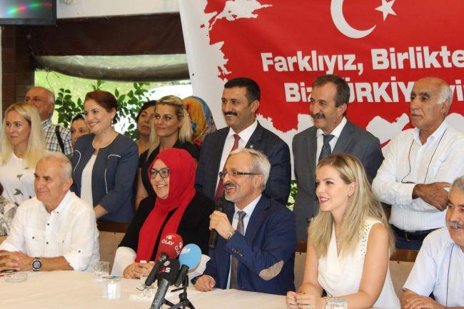 Biz Türkiye'yiz Plaftormu kuruldu