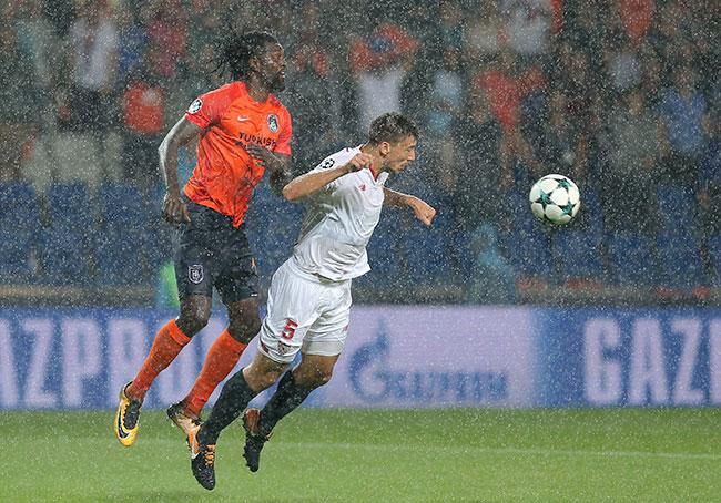 Medipol Başakşehir – Sevilla: 1-2