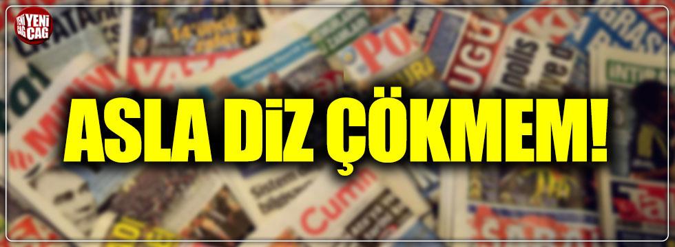 Günün Ulusal Gazete Manşetleri - 17 08 2017