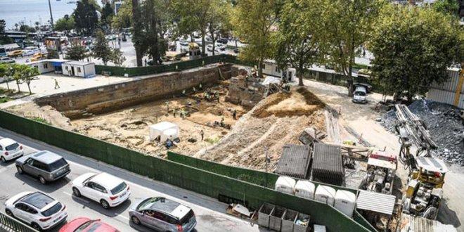 Boğaz'da tarihi keşif