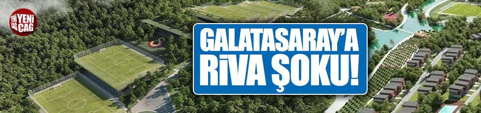 Riva ihalesinden Galatasaray'a kötü haber