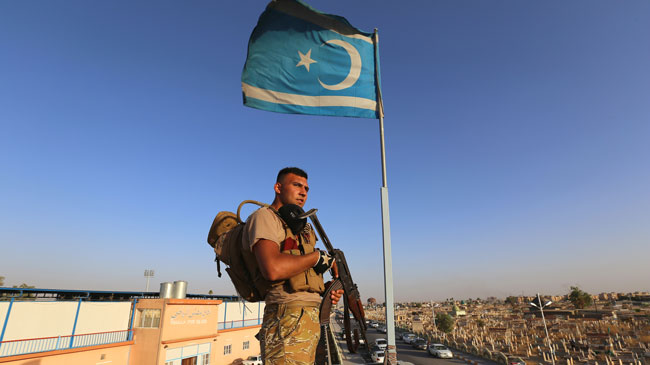 Barzani haddini bilmeli