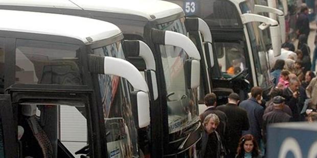 Otobüs biletleri tükenmek üzere