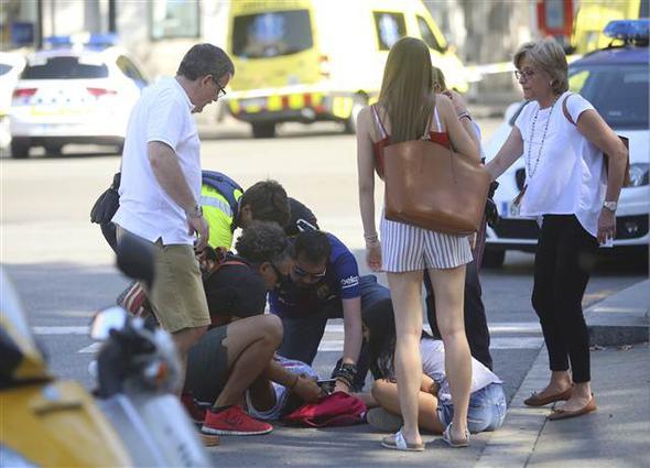 Türk restoranına yapılan saldırısıda dikkat çeken detay