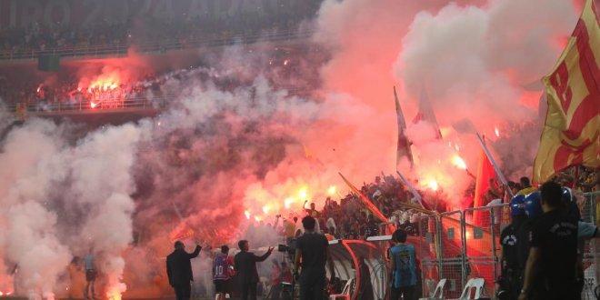 Göztepe-Eskişehirspor finali operasyonu