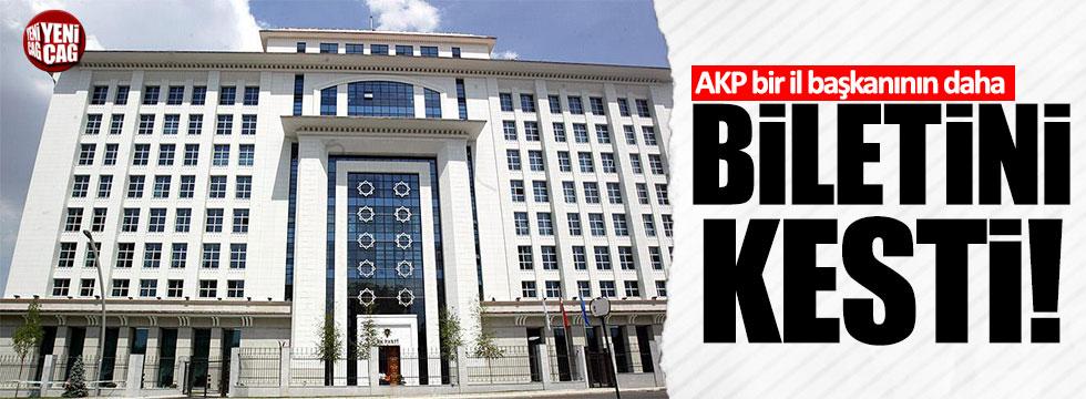 AKP'de şok bir istifa daha!