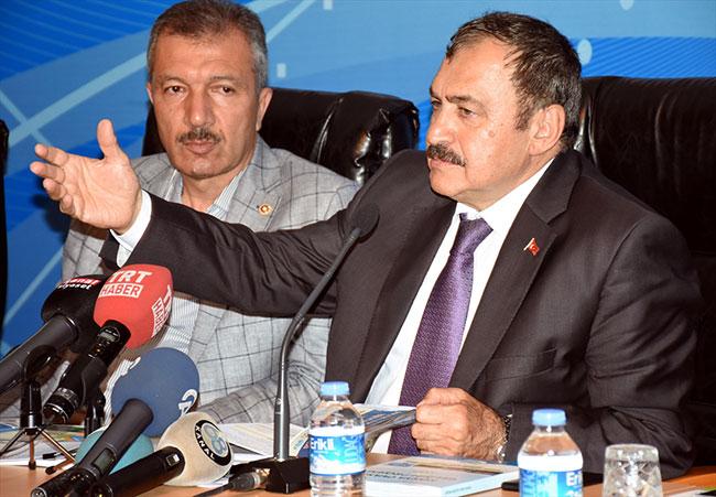 Bakan Eroğlu'ndan Adil Öksüz açıklaması