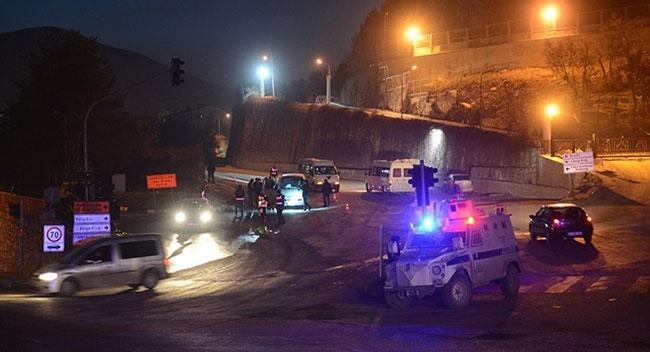 İstanbul'da helikopter destekli dev operasyon