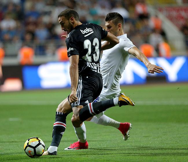 Kasımpaşa - Beşiktaş: 2-2 Maç özeti