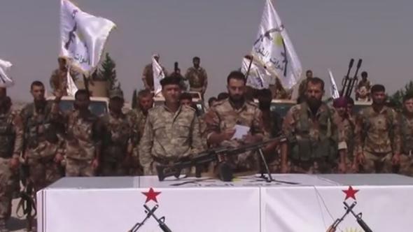 Suriye'de Türk düşmanları birleşti!