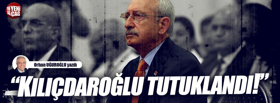 Kılıçdaroğlu tutuklandı...