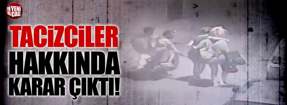 İzmir'de kadınları taciz eden kişiler hakkında karar çıktı