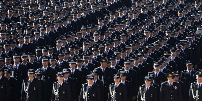 Polislerin mesai saatlerinde yeni dönem