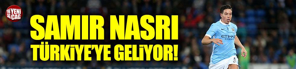 Samir Nasri Antalyaspor'da!