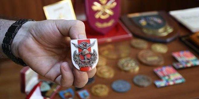 Genelkurmay bit pazarından çıkan madalyalar için harekete geçti