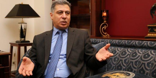 """Erşat Salihi : """"Türk dünyasına sesleniyoruz, silahlı güç lazım"""""""