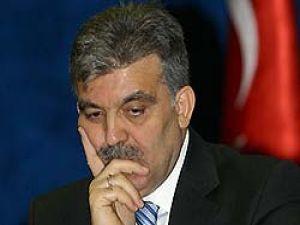 Gül, PKK destekçisi Barzani'nin arkadaşı