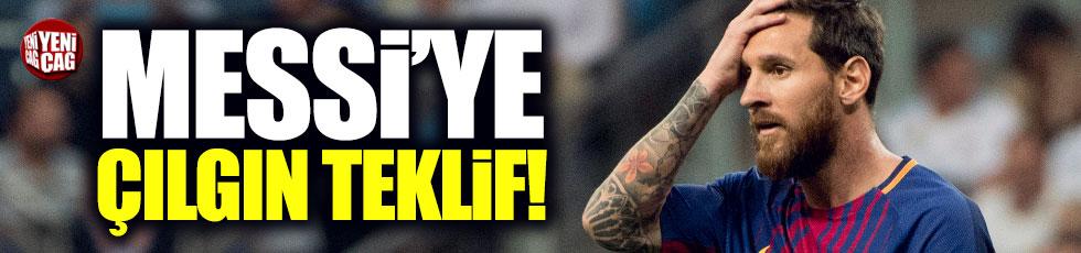 Messi'ye 300 milyon euro
