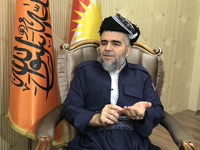 Kürt lider Bapir: İç savaş çıkabilir