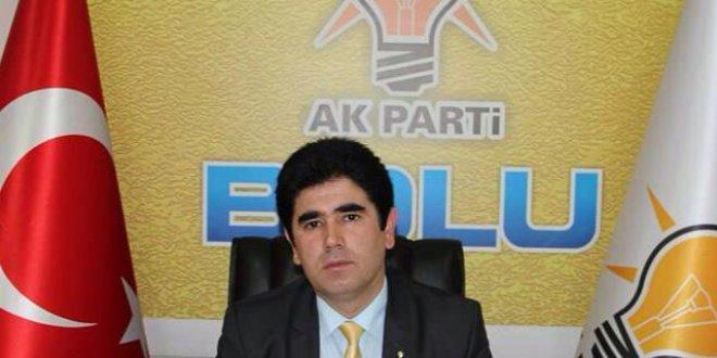 "AKP'li Başkan: ""İstifa ettirildik"""