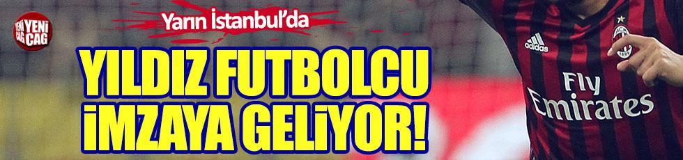 Gustavo Lopez imza için İstanbul'a geliyor