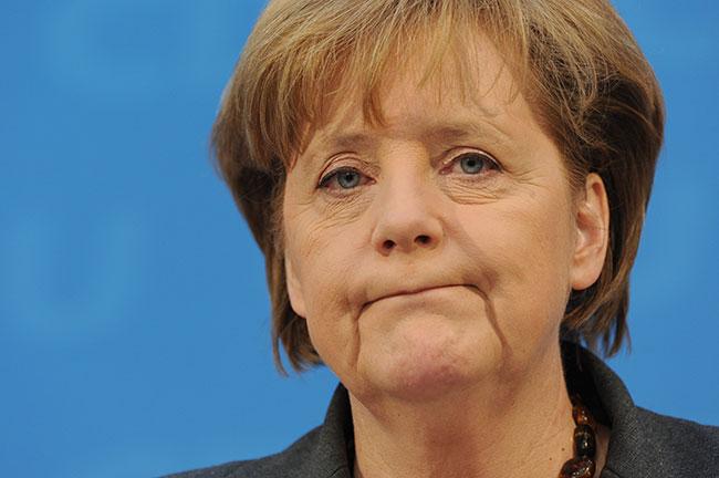 İçişleri Bakanlığı'ndan Merkel'e sert cevap