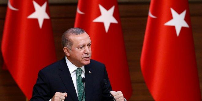 """Erdoğan: """"Kandil de olabilir, Sincar'da"""""""