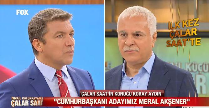 Koray Aydın'dan yeni parti ile ilgili önemli açıklamalar!