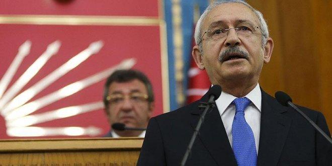 Kılıçdaroğlu'ndan flaş Akıncı Üssü talebi
