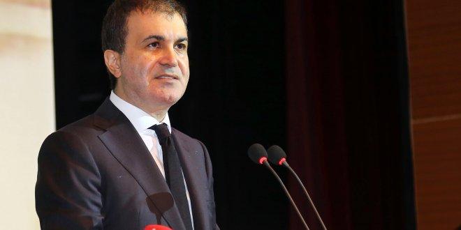 """Çelik: """"Türkiye, IŞİD'i Avrupa ve NATO sınırlarından söküp attı"""""""