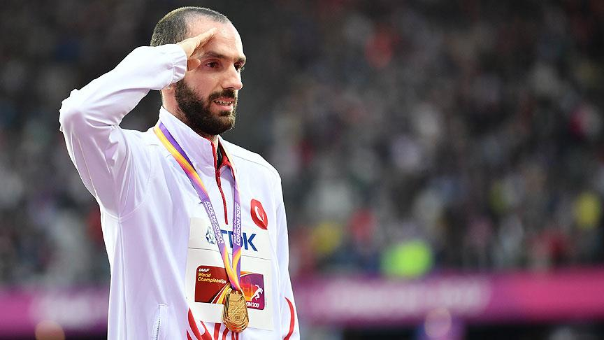 """Guliyev: """"Asker selamını Eren Bülbül için verdim"""""""