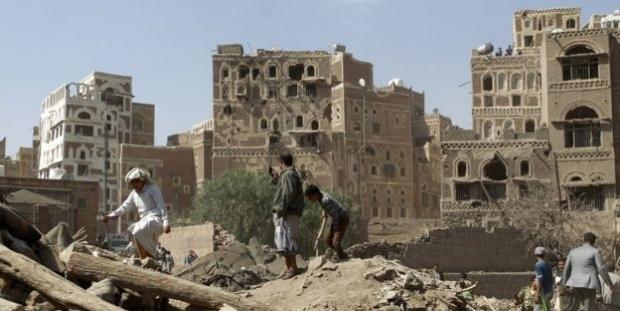 Suudiler oteli vurdu: 33 ölü
