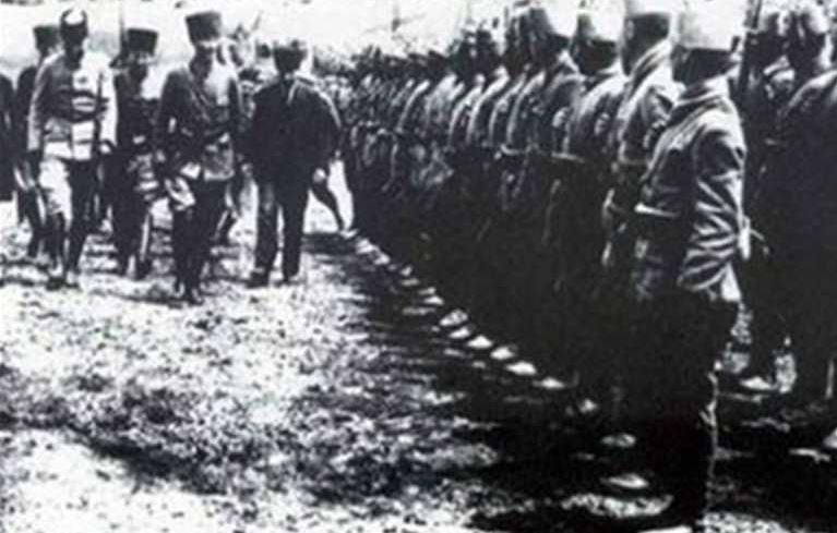 Sakarya Meydan Muharebesi'nin 96. yıl dönümü...