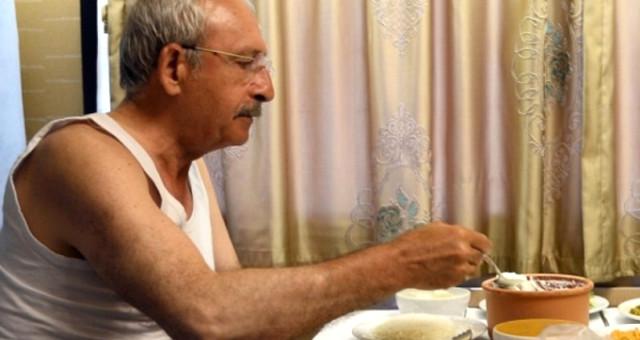 Kılıçdaroğlu'ndan 'atlet' tepkisi