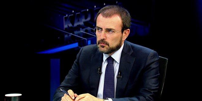 """AKP'li Ünal: """"Akşener aday olsaydı Erdoğan seçilemezdi"""""""