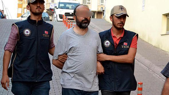 FETÖ firarisi Emniyet Müdürü yakalandı