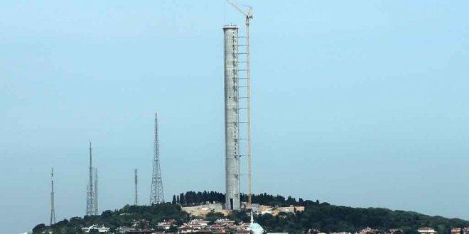 Çamlıca kulesi için flaş karar