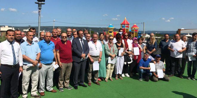 MHP Çanakkale'de 'Yeni Parti' istifası