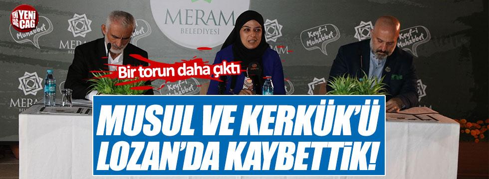 """Abdülhamit'in torunu: """"Dedemin tapulu malları Musul ve Kerkük'ü Lozan'da kaybettik"""""""