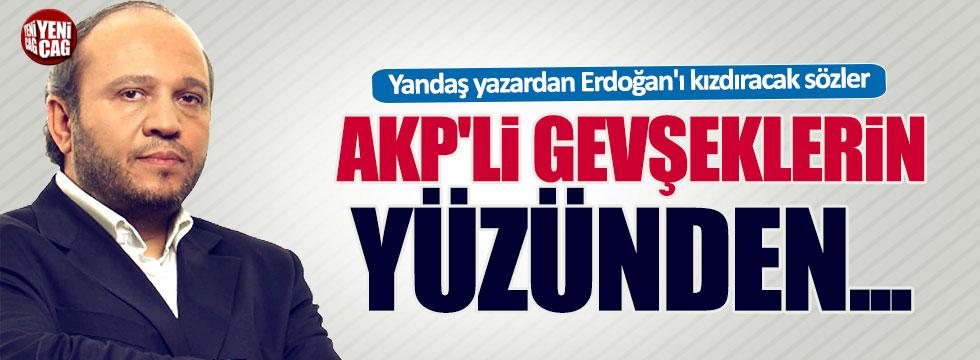 """Tuna: """"AKP'li gevşekler"""""""