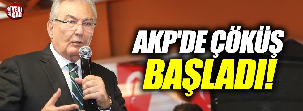 """Baykal: """"AKP'de çöküş başladı"""""""