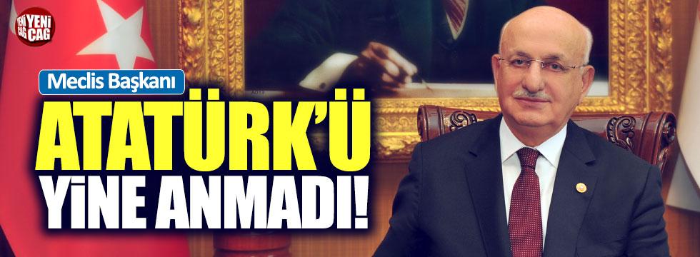 İsmail Kahraman'dan Atatürk'süz 30 Ağustos mesajı