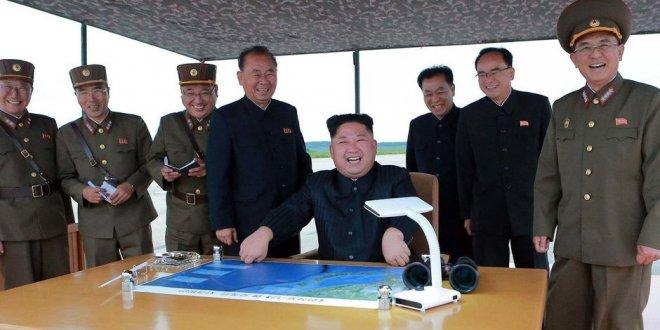Kuzey Kore füze gerilimini tırmandırıyor
