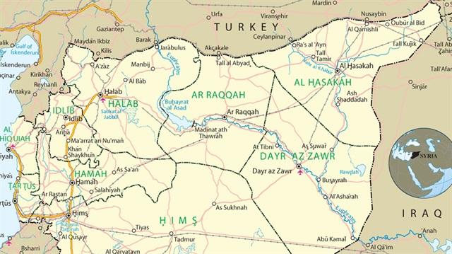 PKK 5 sınır kapısını işgal etti