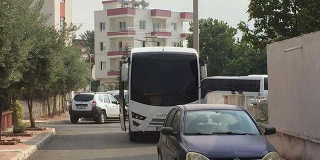 Mersin'de bombalı saldırı son anda önlendi