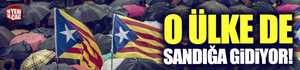 Katolonya İspanya'dan kopmak için sandığa gidiyor