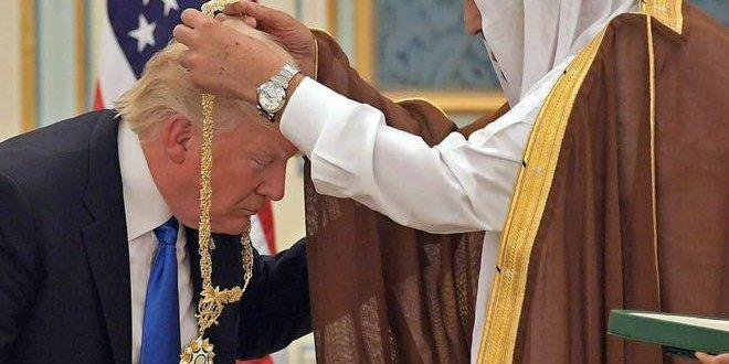 Suudilerden Trump'a servet değerinde hediye