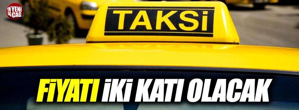 Havalimanında 'lüks taksi' dönemi